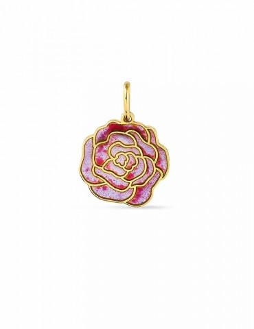 Pendentif Rose petit modèle
