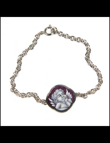 Bracelet Andjy argent -coquin